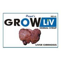 Grow Liv Liver Cirrhosis Syrup