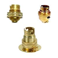 Brass Lamp Holder