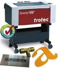 Speedy 100 CO2 Laser Engraving Machine