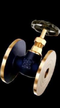 Bronze Wheel Global Valve