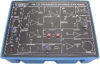 PAM-PPM-PWM Modulation And Demodulation Trainer