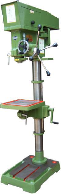 25mm light duty pillar drill machine with fine feed