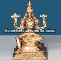 Panchaloham Idol of Sri Varahi