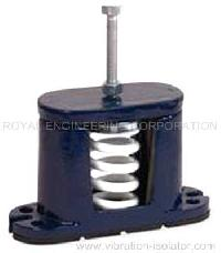 Coil Spring House Vibration Isolator