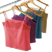 Ladies Cotton Camisoles
