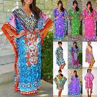 Ladies Printed Kaftans