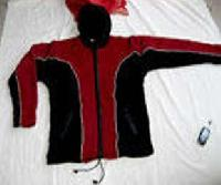 Hooded Wool Jackets