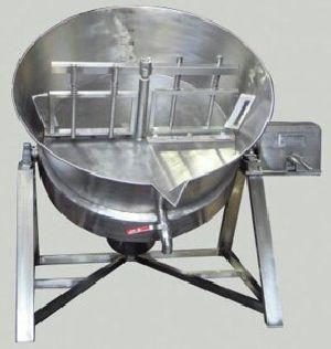Steam Khoya Machine