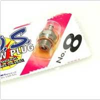 O.s. Glow Plug Type 8