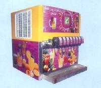 Nine Valve Beverage Vending Machine