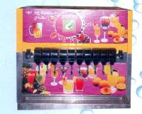 Twelve Valve Beverage Vending Machine