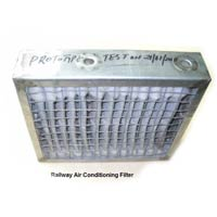 Railway Air Conditioning Filters