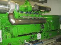 6.1 Mw Natural Gas Generator Plant
