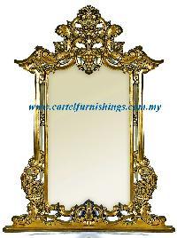 Baroque Renaissance Mirror Frame