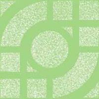 Anti Skid Arc Light Green Floor Tiles