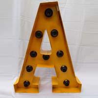 Alphabet Lighting Lamps