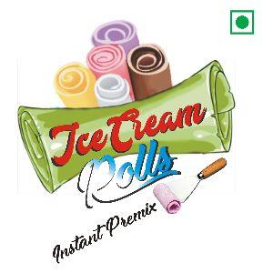 Ice Cream Roll Premix