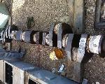Crank Shaft Of Mirless Blackstone