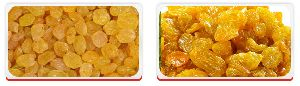 Raisins- Golden Raisins