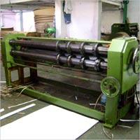 Four Bar Rotary Creasing & Cutting Machine