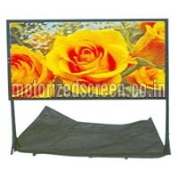 Rear Projection Screen