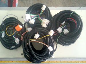 Car audio wire harness manufacturers suppliers & exporters in india