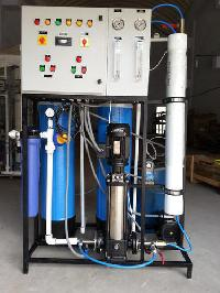 Commercial RO Plant Maintenance