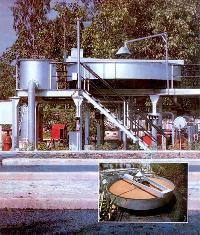 Dissolved Air Flotation System