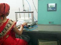 Urine Collection Bag Air Leak Test System