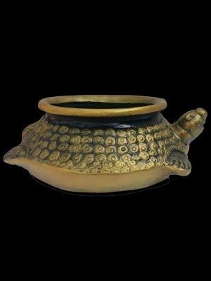 Turtle shaped floating Flower pot