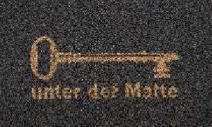 PVC Tufted Coir Mat 04