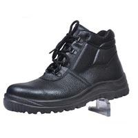 Safari Pro Safety Shoes Ankle
