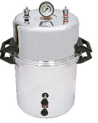 Double Drum Autoclave - Cooker Type