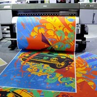 Solvent Vinyl Printing Services