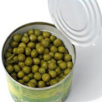 Canned Green Peas/chickpea in Brine Solution