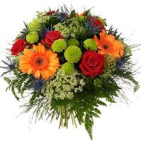 Fresh Flower Bouquet 008