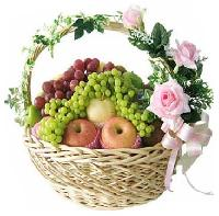 Fresh Fruit Basket 002