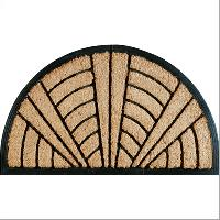 Rubber Molded Coir Mat