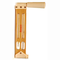 Whirling Thermometer