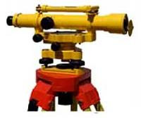 Dumpy Level Surveying Instrument
