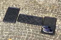 Rubber Tray Mat
