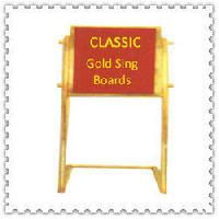 goldsign letter display boards