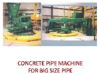 Automatic Rcc Spun Pipe Machine
