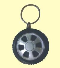 Tyre Shaped Promotional Keychain