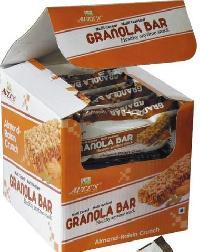 Granola Bar- Almond Raisin Crunch