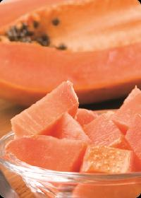 Red Papaya Pulp