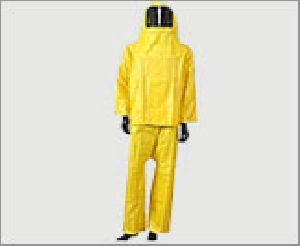 Chemical Handling Pvc Suit