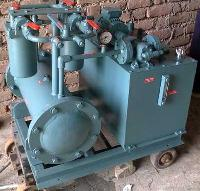 Portable Oil Cooling Unit