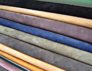 Buff Split Suede Leather