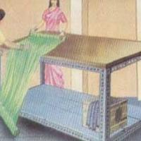 Fabric Cutting Table